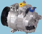 A/C compressor Denso 7SEU series
