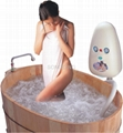 home spa, bubble mat, spa massager,  hydrotherapy