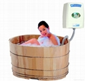 home spa, spa massager, bubble mat, hydrotherapy