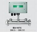 Integrated Fixed Ultrasonic Flowmeter EU-107