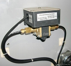 Adjustable Differential Pressure Flow Switch