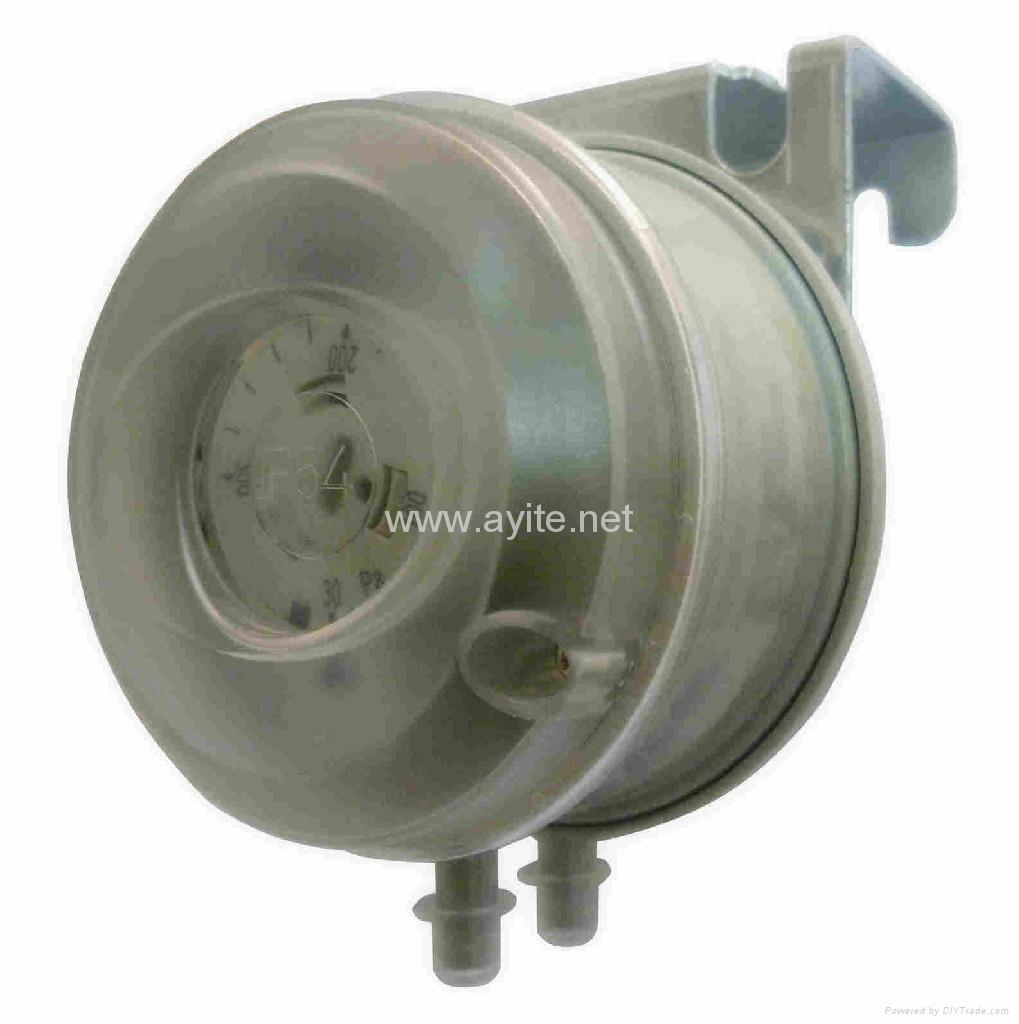 Air differential pressure flow switch ge afs a
