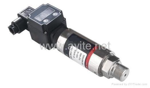 GE204现场LED显示型压力变送器 1