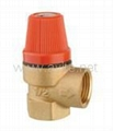 GE-611 Diaphragm Relief Safety Valve