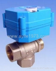 GE-51 Solenoid Valve with Screw Connection