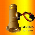 GE-302A Brass Flow Rate Sensor Meter