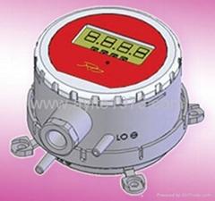 空气微差压变送器(LCD数显型)