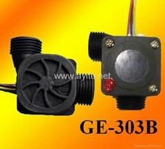 GE-303B Plastic Water Flow Rate Sensor