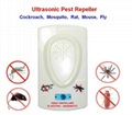 Electronic Ultrasonic Pest Repeller Cockroach Mosquito Rat Mouse