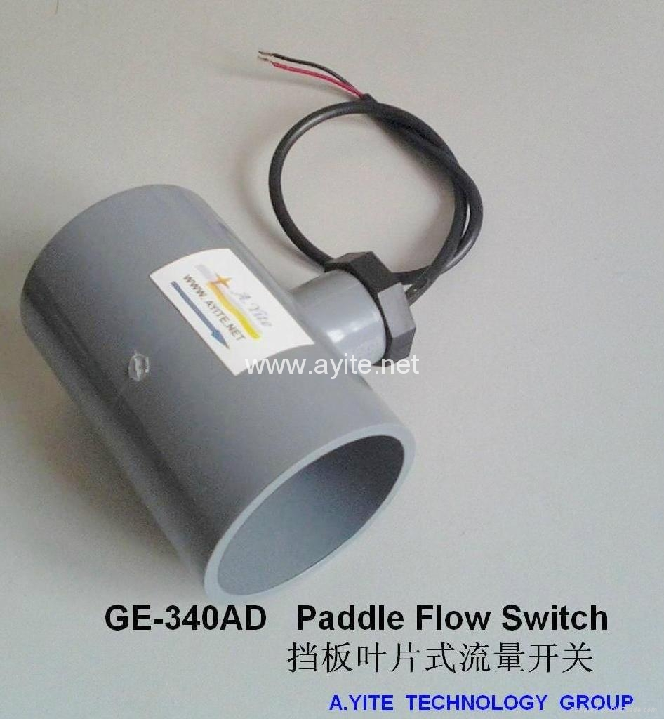 Ge ad plastic paddle flow switches hong kong
