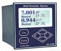 Multi-Parameter Water Monitor (PH ORP Conductive Temperature Analyzer Meter)