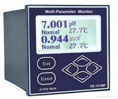 Multi-Parameter Water Monitor (PH ORP Conductive Temperature Analyzer Meter)