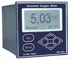 Dissolved Oxygen Analyzer Monitor Meter