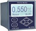 Residual Chlorine Analyzer Monitor Meter
