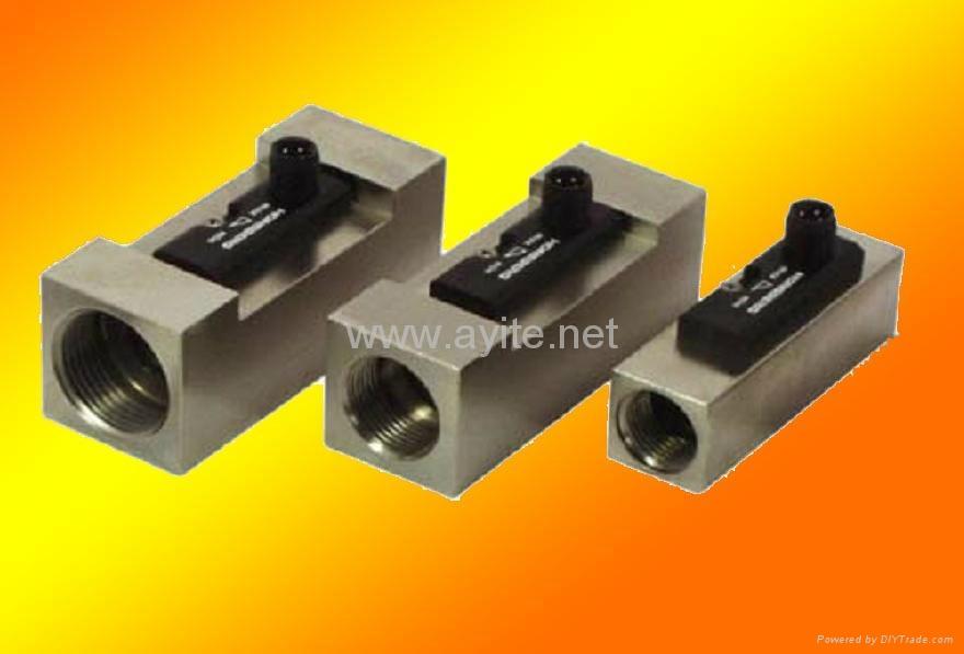 Adjustable Piston Flow Switch (Same as HONSBERG  FW1-008GM006, FW1-010GM006)