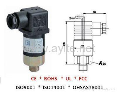 Adjustable Pressure Switch Controller