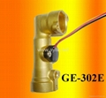 GE-302E Brass Flow Rate Sensor Meter