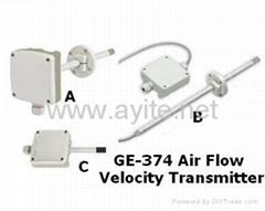 GE-374風速風量變送器