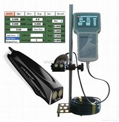 Portable Doppler Flow Velocity Speed Meter