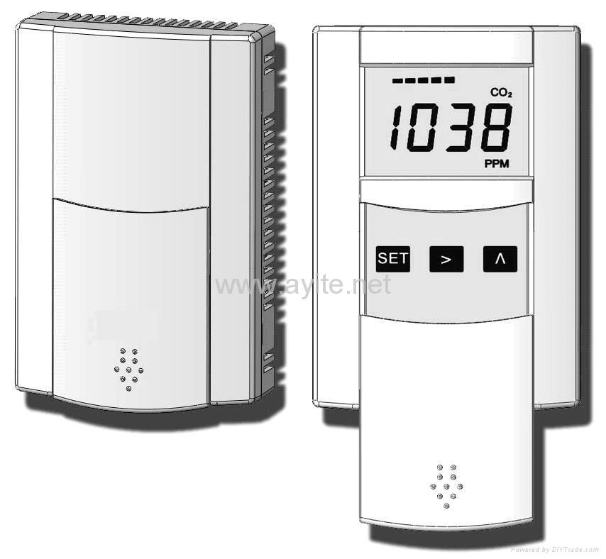GE-375 Carbon Dioxide Transmitter Sensor