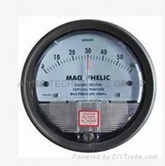 Differential Pressure Guage