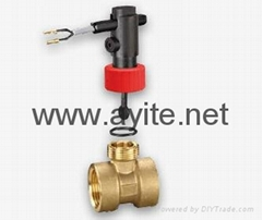 VK3 series Brass Pipe Tee Flow Switches Sika