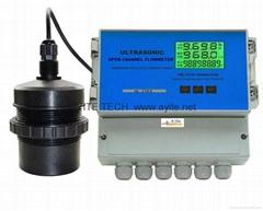 GE-1208超声波明渠流量计