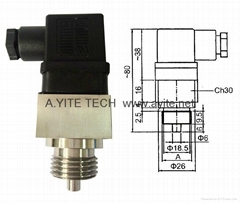 GE-379 Bimetal Temperature Switch | dual metal Controller