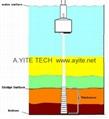 Ultrasonic Sludge Interface Depth Level Meter