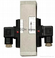 Dual Set Point Adjustable Flow Switches