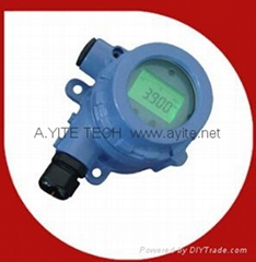 GE-378 Temperature Transmitter Transducer with LCD Display & Explosion-Proof