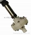 PTFE Teflon Pressure Transmitter