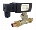 GE-315WD Red Copper Pipe Flow Switches