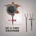 防爆風速傳感器 隔爆風量變送器 ATEX認證風速儀 1