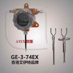 ATEX Air Flow Velocity Sensor Explosion