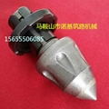 Cement pavement milling tooth