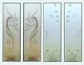 玻璃蒙砂粉
