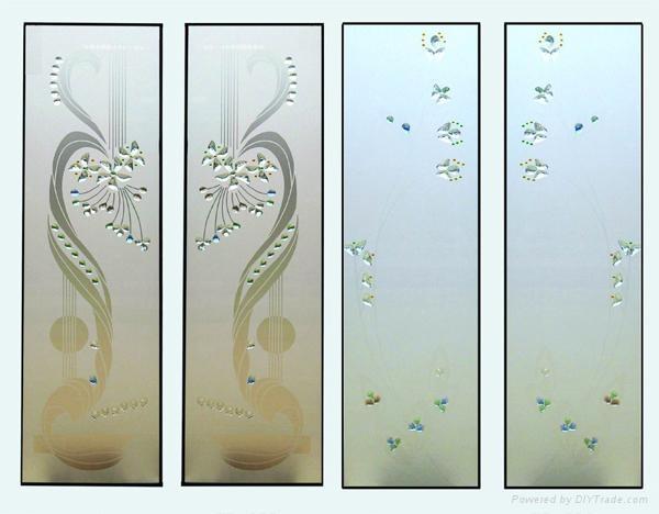水性玻璃蒙砂粉 1