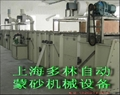 Automatic glass bottles  frosting machine 2