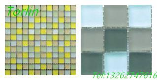 玻璃马赛克蒙砂粉 4