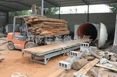 高频红木干燥机