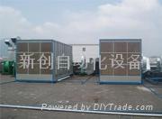 塗裝鮮風恆溫恆濕供給系統