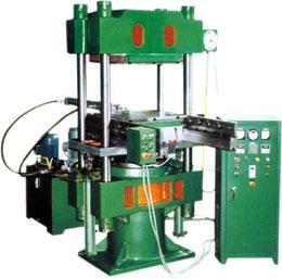 Auto Push-out Mold hydraulic press 1