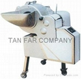 HIGH SPEED VEGETABLE DICING MACHINE