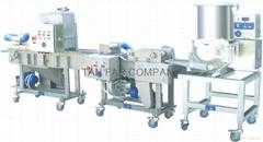 Mini Full Automatic Hamburger production Line