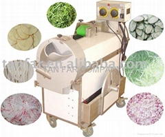 Multifunctional Vegetable Cutting Machine