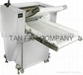 Automatic Continuous Dough Pressing