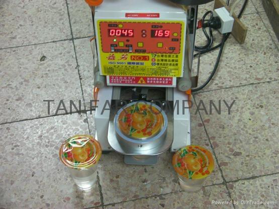 Bubble Tea Sealer 65 Tanfar Hong Kong Trading Company