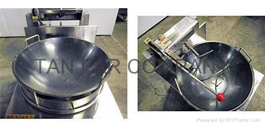 Robot Fryer Used 4