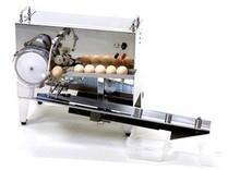日本自動開蛋殼頂蓋機  割卵機  二手